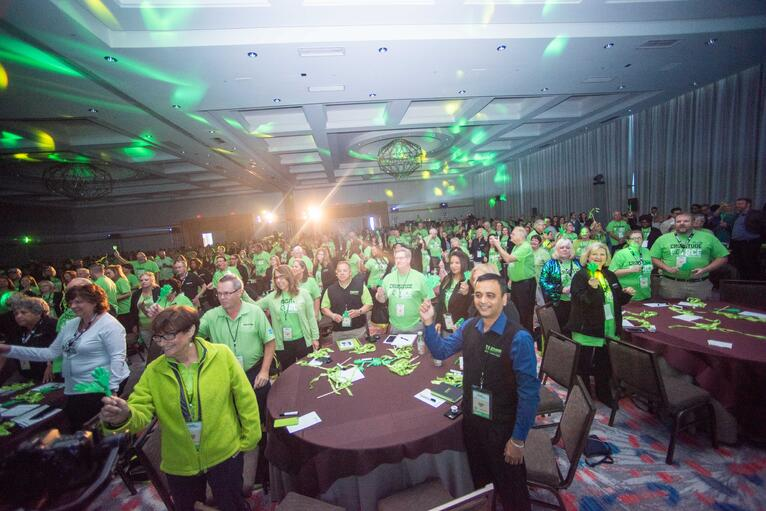 Cruise Planners Inspires Travel Advisors to Achieve Mission Possible at Annual Convention