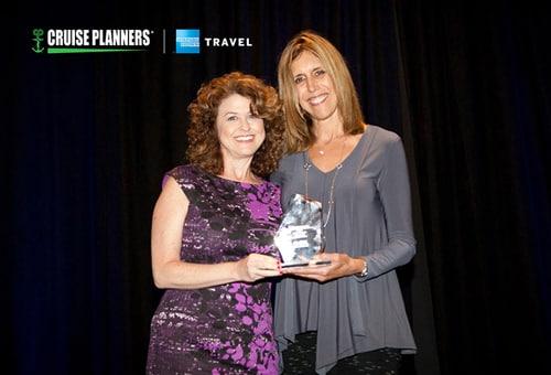 IFA award recognized Cruise Planners for its 2017 Technology Suite for travel agents