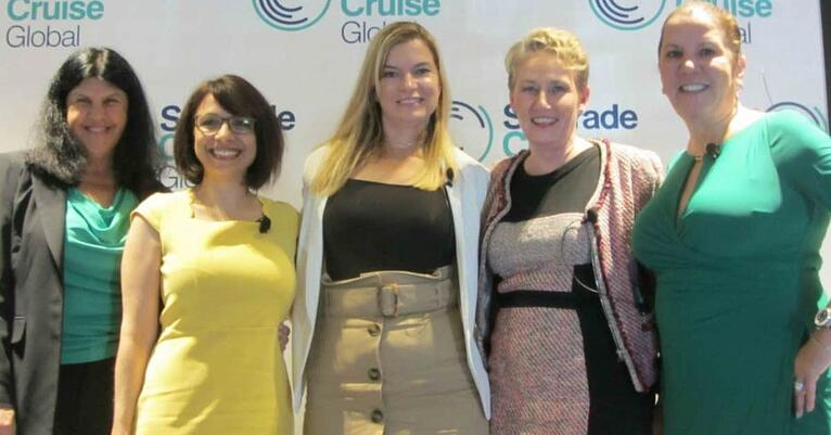 Vicky Garcia, COO of Cruise Planners, Highlights Travel Trends at Seatrade Cruise Global